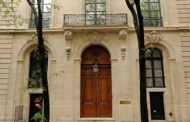 Jeffrey Epstein's NY mansion 1
