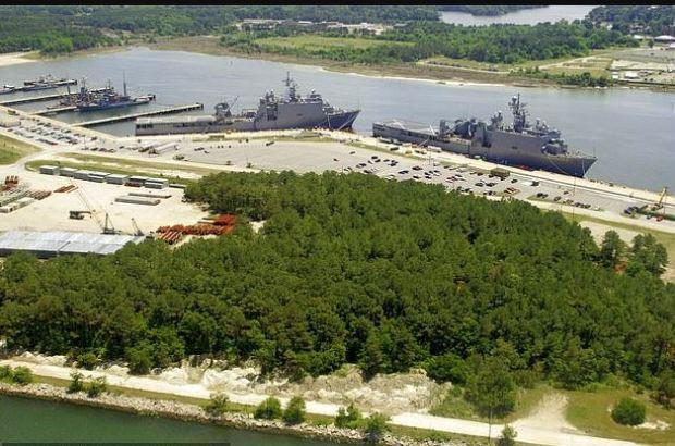 Little Creek naval base on Virginia Beach 1.JPG