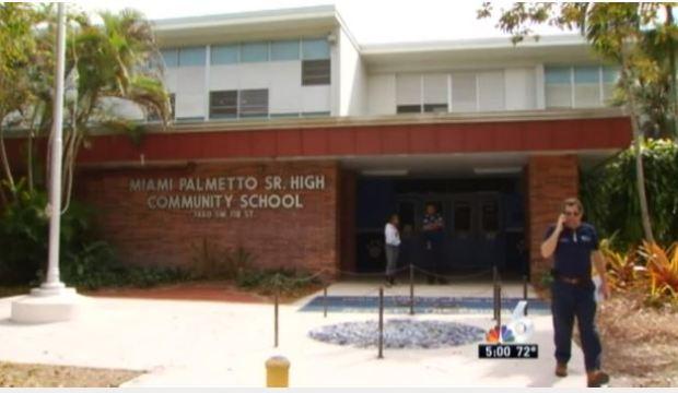 Palmetto Senior High School, Miami-dade County, Florida 1.JPG