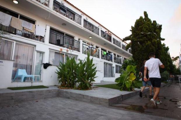 Pambos Napa Rocks hotel in Cyprus 1.JPG