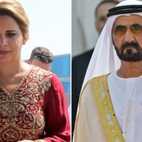 Royal Divorcegate! Dubai ruler suspected estranged wife, Princess Haya, had 'inappropriate contact' with her British bodyguard -  Sheikh Mohammed bin Rashid al-Maktoum, suspicion fueled by finding pair together during surprise visit to his lavish London home