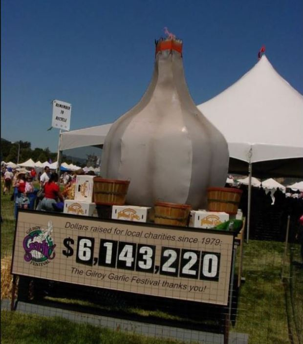 Scenes from the Garlic Food Festival in Gilroy Cal., on July 27.JPG
