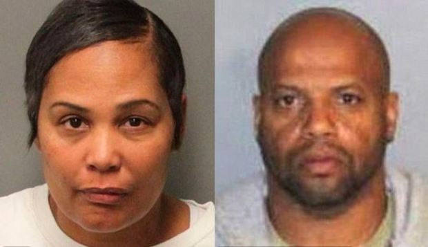 Sherra Wright [left] conspired with and Billy Turner [right] to kill her husband Llorenzo Wright1