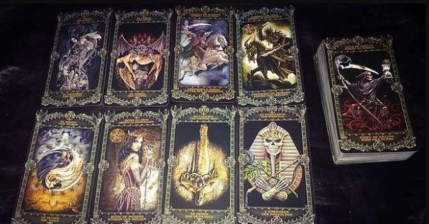 Tarrot cards 1
