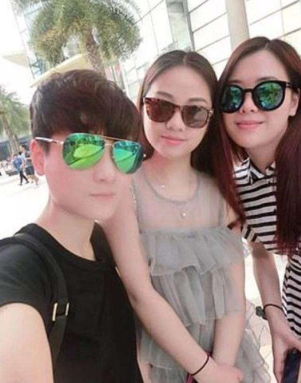 Wang Lei [left], Fang Yao [center],and Tang Liping [right] 1