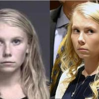 Ohio cheerleader, Skylar Richardson is charged, two years later, with bashing in her newborn daughter's skull and burying her in the backyard, days after prom - Defense loses bid to exclude evidence suggesting she set the baby on fire