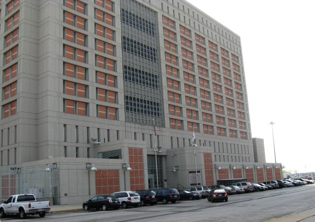 Brooklyn Metropolitan Detention Center 1