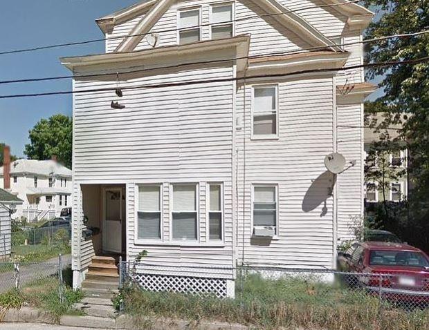 Carlos Rivera's home in Boston Mass. 1