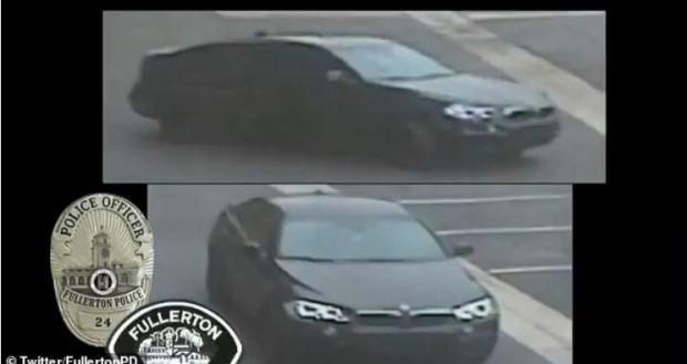 Chuyen Vo's car caught on camera fleeing murder scene 1.JPG