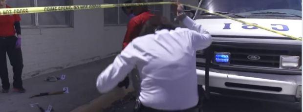 Odessa, Texas police react to random mass shooting 3