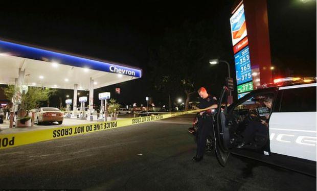 Quadruple murderer killed a man at this Chevron gas station