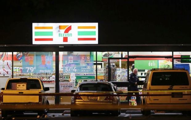 Quadruple murderer killed a security guard at this 7-11