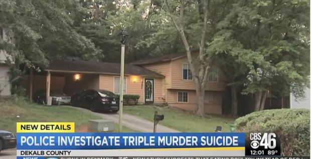 Whitney Nolbert, Lynisha Mitchell, and Daniel Price were killed in this house 1