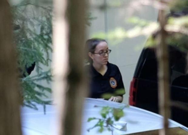 FBI agents raid Micheal Mann's home 3.JPG