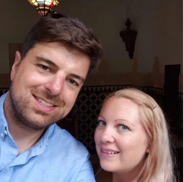 Shaun May and Laura May 1.JPG