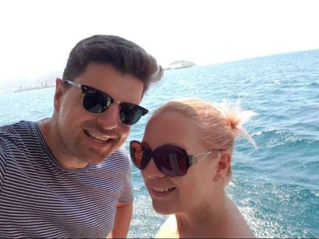 Shaun May and Laura May 3