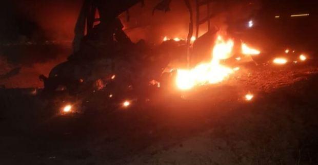 Abu Hassan al-Muhajir  killing 1.JPG