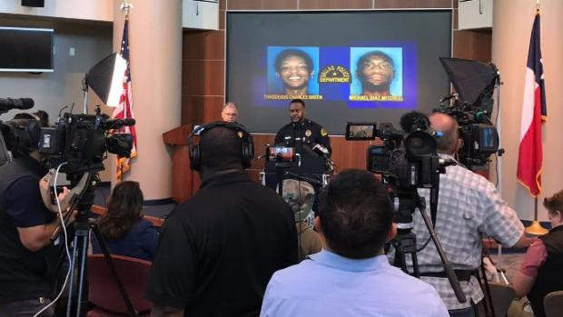 Dallas police announce suspects in Guyger witness shooting.jpg