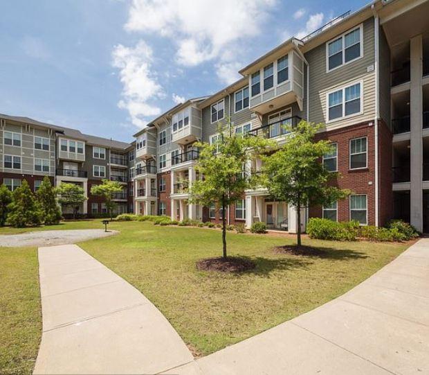 Heritage Station Apartments Atlanta, Ga