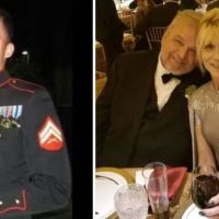 Ex-Marine, Jacob Daniel Price, 30, kills both of his parents, two family dogs in their Florida home before walking into a police station in a blood-stained shirt and confessing to the murders