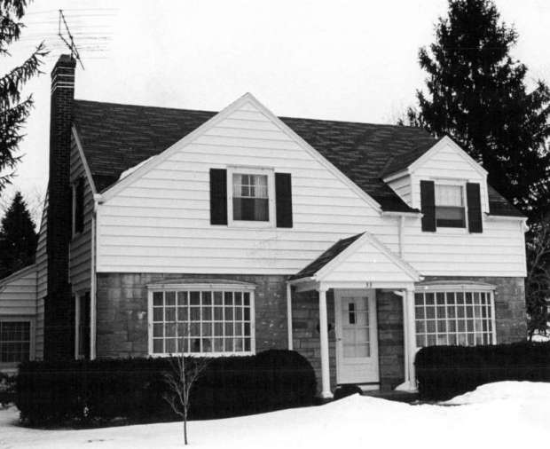 James Krauseneck and Cathleen Krauseneck's home in Rochester, NY 3
