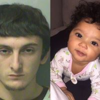 Iowa teen dad is given jailed for his 'natural life'  for shaking his eight-month-old daughter to death so violently he shattered her skull - Jayden Straight, 19 was sentenced 100 years in prison on Friday