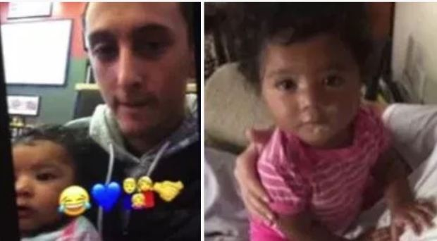 Jayden Straight, 19, and his eight-month-old baby girlRaija Straight 4.JPG