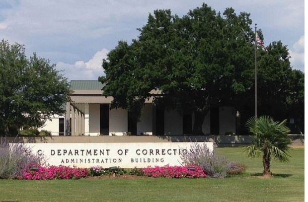 Kirkland Correctional Institution, near Columbia SC 1.JPG