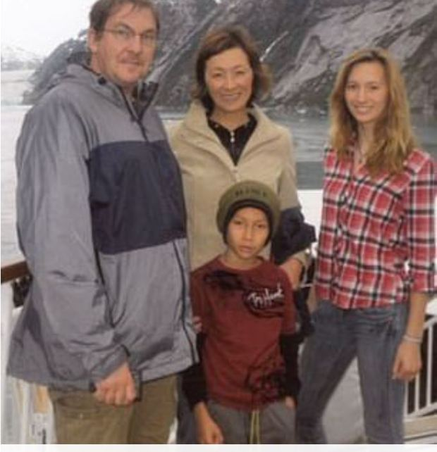 Nathaniel Berhow  with his family 3.JPG