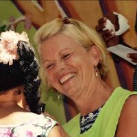 Police in Dominican Republic detain eight people in death of American teacher, Patricia Ann Anton, who was found tortured and hogtied on her bed, three days after moving into new apartment