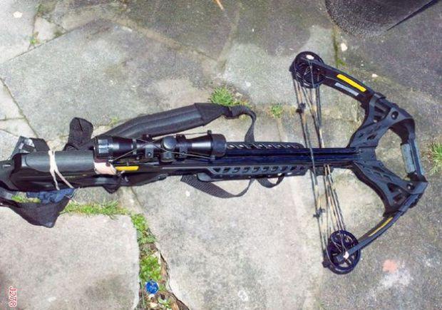 Ramanodge Unmathallegadoo's crossbow 1