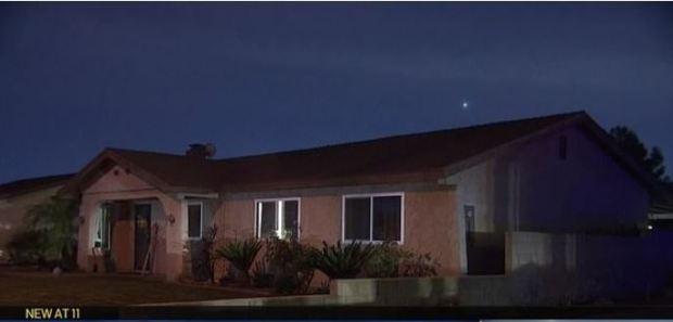 Esther Melgoza's family home 1