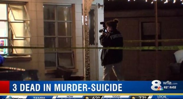 Murder-suicide on Christmas Eve in Lakeland, Florida, home 2