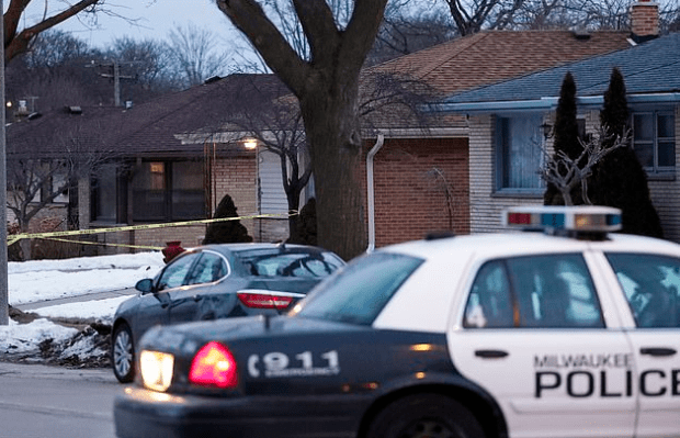 Police search Anthony N. Ferrill's home 1