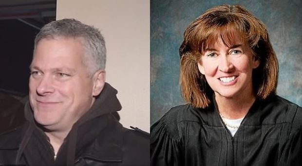 Harold Wiggins (left), and Judge Jacqueline Cody (right)1