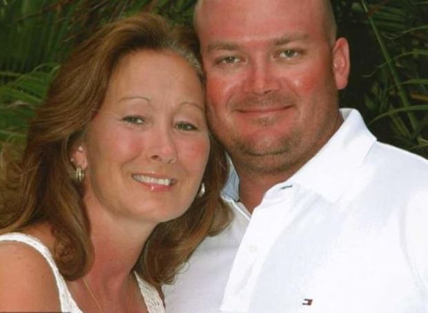 Sandra Garner (left) and her husband, Jon Garner (right) 2