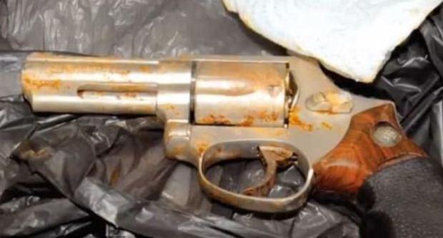 Sandra Garner's gun1