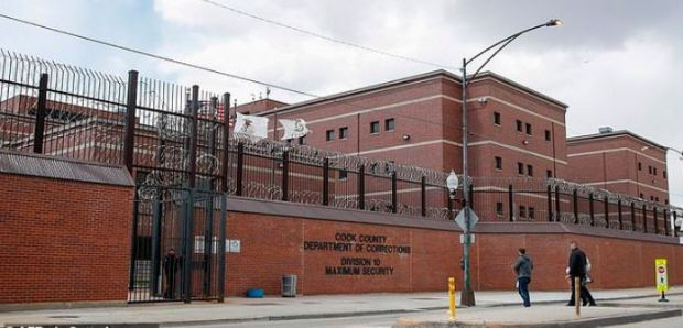 Cook County Jail in Chicago 1