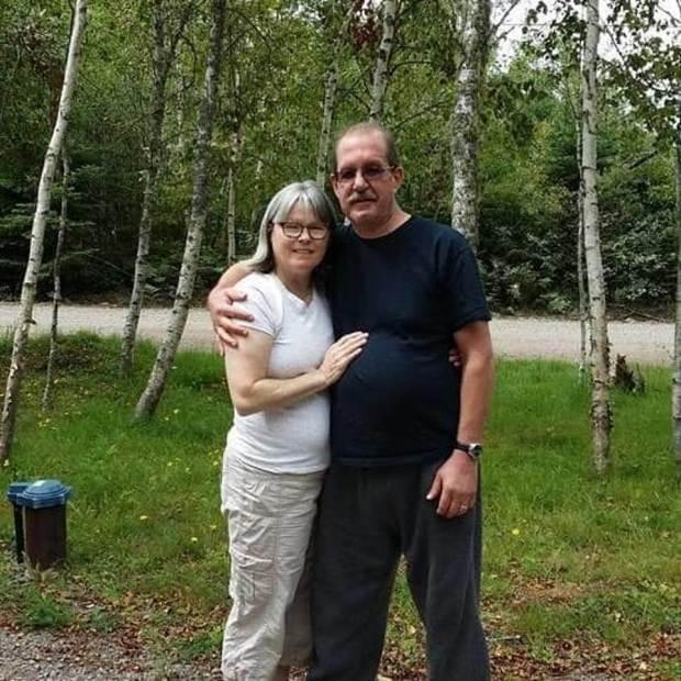 Frank Gulenchyn and Dawn Madsen 1