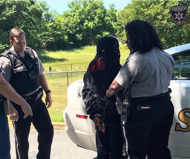 Passion Watkins arrest 2