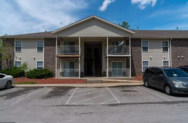 Breonna Taylor's home in Louisville, Kentucky 2