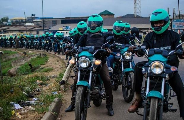 Fahim Saleh bike operations in Nigera 4