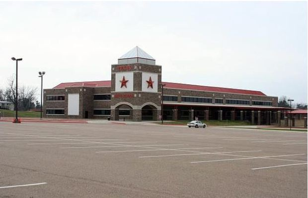 Texas High School, New Boston, TX 1