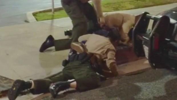 Los Angeles Sherrif's Deputies 3