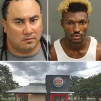 'You got 2 seconds before I shoot you' -Burger King employee in Florida, 22, shot and killed by male customer, 37, whose girlfriend complained to him about a $40 order 'taking too long'