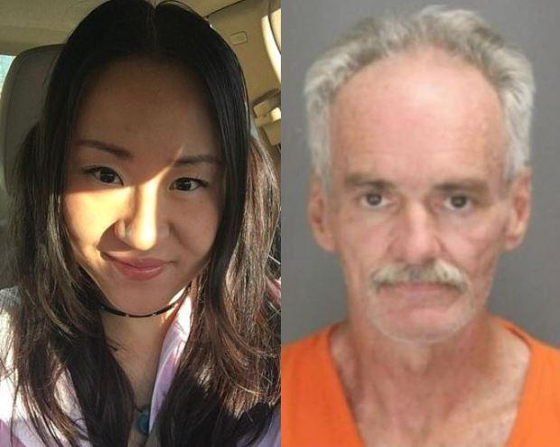Susie Zhao [left], and Jeffery Bernard Morris [right] 1