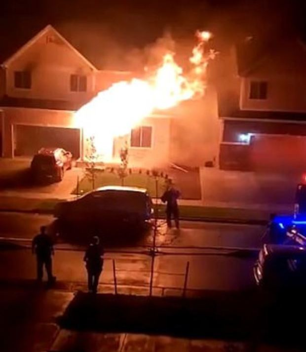 Targeted Arson at Denver home of African immigrants 3