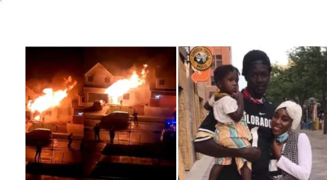 Deliberate FIRE? Five members of recent immigrant Black family are ...