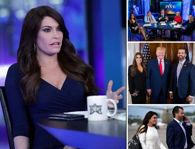 Magazine claims Ex-Fox host Kimberly Guilfoyle was ousted
