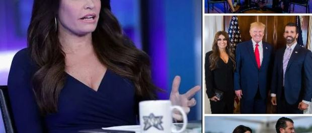 Report Says Kimberly Guilfoyle Was Ousted by Fox News Over